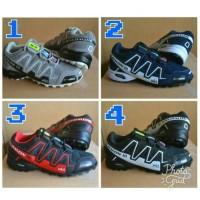 Sepatu Salomon Murah . Sepatu Gunung Hiking Tracking TERLARIS