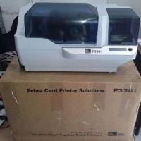 Printer ID Card Zebra P330i Berkualitas Garansi