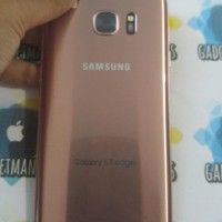 Samsung S7 Edge Rosegold second