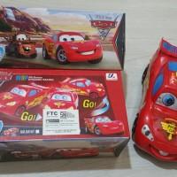 MAINAN MOBIL CARS MATA BERPUTAR LIDAH BERGERAK NO.58161