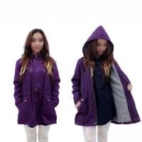 PROMO Jaket Parka Wanita /Jaket Korea /Mantel Cewe /Jaket Motor