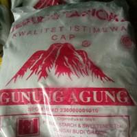 Tepung Tapioka cap Gunung Agung 500gr