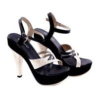 Jual sandal sepatu heels wanita / high heels Branded grc pesta dan formal Murah