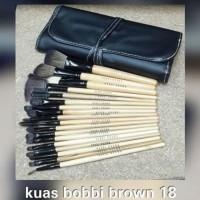 #Set Makeup Brush KUAS BOBBI BROWN isi 18