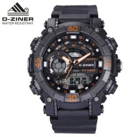 Jual Jam tangan pria original  anti air lasebo  sporty digitec qnq fortuner Murah
