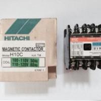 Kontaktor Hitachi H10C 110VAC