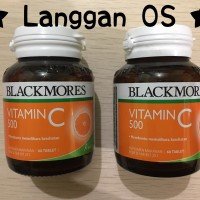 Jual Blackmores Vitamin C 500 isi 60 tablet Murah