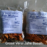 Jual Grosir Wedhang / Wedang Uwuh Minuman Tradisional ASLI Imogiri Murah