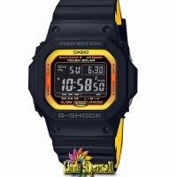 Jam Tangan Pria Casio G-Shock GW M5610BY 1JF Multiband 6 Tough Solar