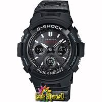 Jam Tangan Pria Casio G-Shock AWG M100SBC 1AJF Multiband 6 Tough Solar
