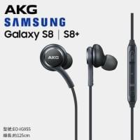EARPHONE SAMSUNG S8 EDGE - GALAXY S 8 ORIGINAL 100% - HEADPHONE AKG