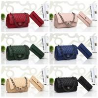 IDR 270.000 Hot Seller... New Chanel Yuni Shara 2610 -1