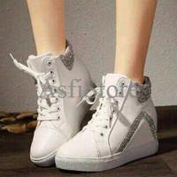 Harga baru sepatu boot wanita boots korea   WIKIPRICE INDONESIA