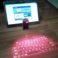 Jual Laser proyektor Projector Keyboard Latest version Sensitifnya lebih Murah