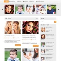Zimple Template Wordpress By Theme Country