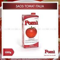 Jual SAUS / Saos Pasta Tomat Italia - Pomi Strained Tomatoes 1liter Murah