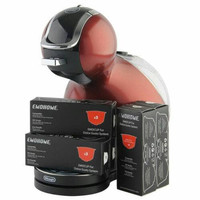 REFILLABLE REUSABLE COFFEE EMOHOME - untuk Dolce Gusto