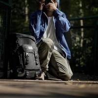 Pantera Black Backpack Ransel Tas Punggung Naik Gunung Travelling