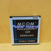 Baterai Axioo Axio Picopad Picophone 4 Gdf Double Power Ic Protection