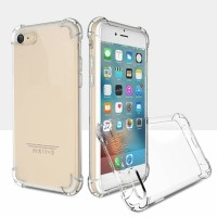IPhone 7 / 7 Plus Air Cushion Hard Case Shock Proof Jelly Anti Crack