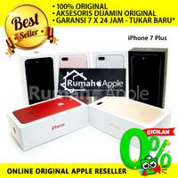[original]iphone 7 Plus 32gb Rose Gold Garansi Apple Internasional