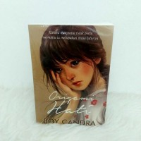 Novel Boy Candra: Origami Hati