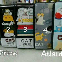 Jual softcase 3D print timbul cat animal samsung J2 prime Murah