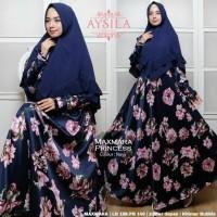 maxmara princes syari ori by asyila 5warna set muslim