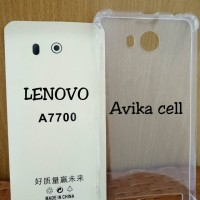 Softcase anti crack LENOVO A7700 Knock Shock Jelly Case