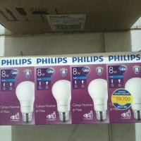 Jual LAMPU PHILIPS LED 8 WATT PAKETAN Murah