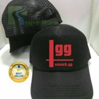320862f1 Topi Trucker Game Tyrant Smash GG Baseball Snapback - Reove Store