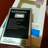 Baterai Batre Battery Batere SAMSUNG GALAXY NOTE 3 (N9000)