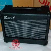 Ampli Bass BELCAT 20B Ukuran 6,5 Inch Baru di Bogor