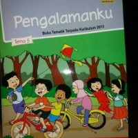Buku Tematik SD Kelas 1 Tema 5 (Pengalamanku) - Revisi 2017
