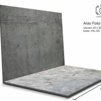 Jual Alas Foto Lipat Cement 42x30cm / Background Foto tembok semen (MIL-03) Murah