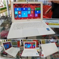 laptop seken second ULTRABOOK slim ASUS X200MA gaming, TENAGA LAPTOP.