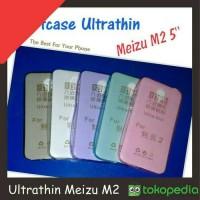 Jual NEW Ultrathin Soft CasE Ultra Thin Softcase M2 5 In Inch MEIZU M2 Murah