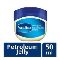 Jual Vaseline Petroleum Jelly Original 50Ml Murah