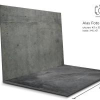 Jual Alas Foto Lipat Cement Wall 42x30cm / Background foto kecil (MIL-01) Murah