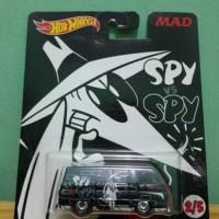 Hot Wheels HW - Dodge A100 Mad Magazine K Pop Culture Putih Hotwheels