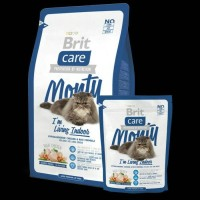 Brit Care Super Premium - Monty I'm Living Indoor 7Kg - Makanan Kucing