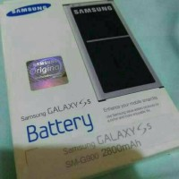 ORIGINAL 100% BATERAI BATRE BATERE BATTERY SAMSUNG GALAXY S5 I9600 ORI
