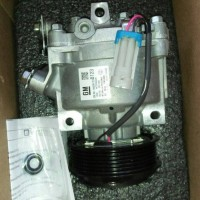 New Compressor Kompresor AC Chevrolet Spin 1500cc dan 1200cc Ori GM