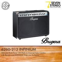 Bugera 6260-212 Infinium Guitar Combo Amplifier
