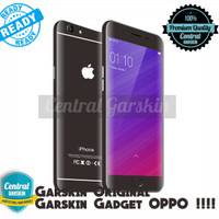 Garskin/SKIN OPPO F1 Plus - Iphone Black