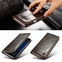 Samsung Galaxy A3 2015 A300 SM-A300F Wallet Case Leather Flipcover