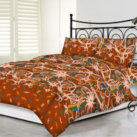 Tommony Bed Cover Single - Borneo