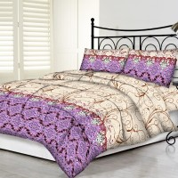 Tommony Bed Cover Single - Batik Sastra