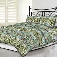 Tommony Bed Cover Single - Batik Jogja