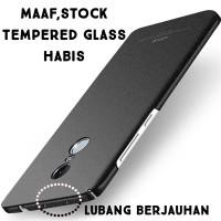 Jual Hardcase Hard Back Case Xiaomi Redmi Note 4 MSVII Sandstone ORIGINAL Murah